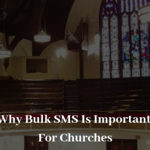 Bulk SMS For Churches with BetaSMS